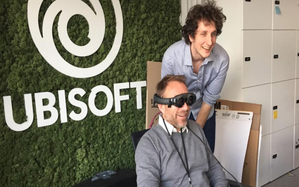 Ubisoft entrepreneur studio