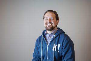 Åsmund Furuseth, CEO and co-founder of Kahoo!