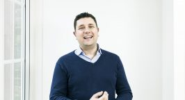 Manuel Silva Martinez, head of Santander Innoventures