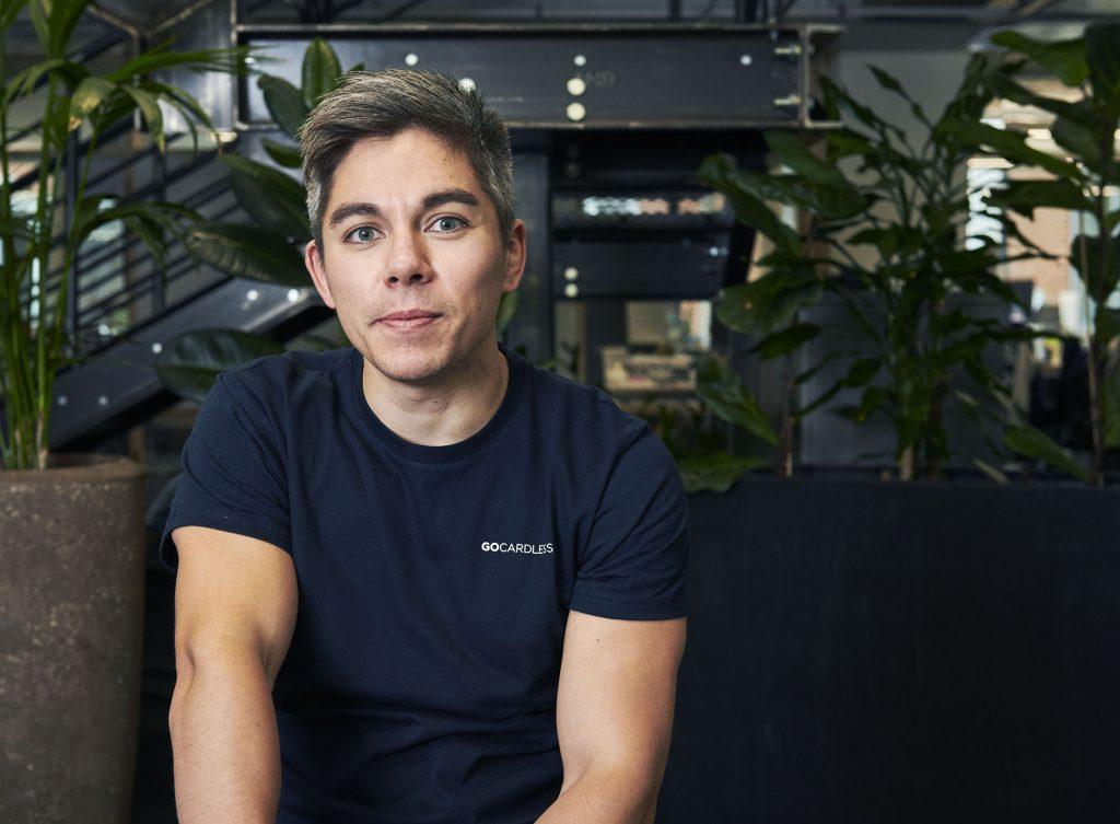 GoCardless CEO Hiroki Takeuchi