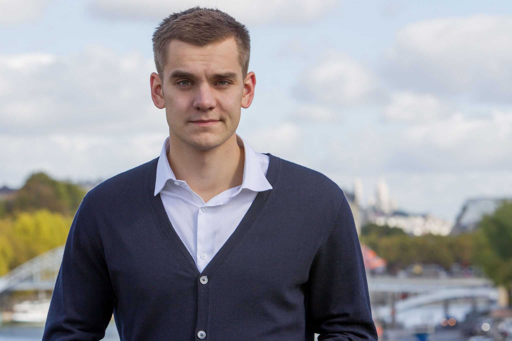 Bolt founder Markus Villig
