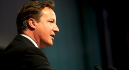 Prime Minister David Cameron, speaking at the opening of the GAVI Alliance immunisations pledging conference in London, June 13 2011