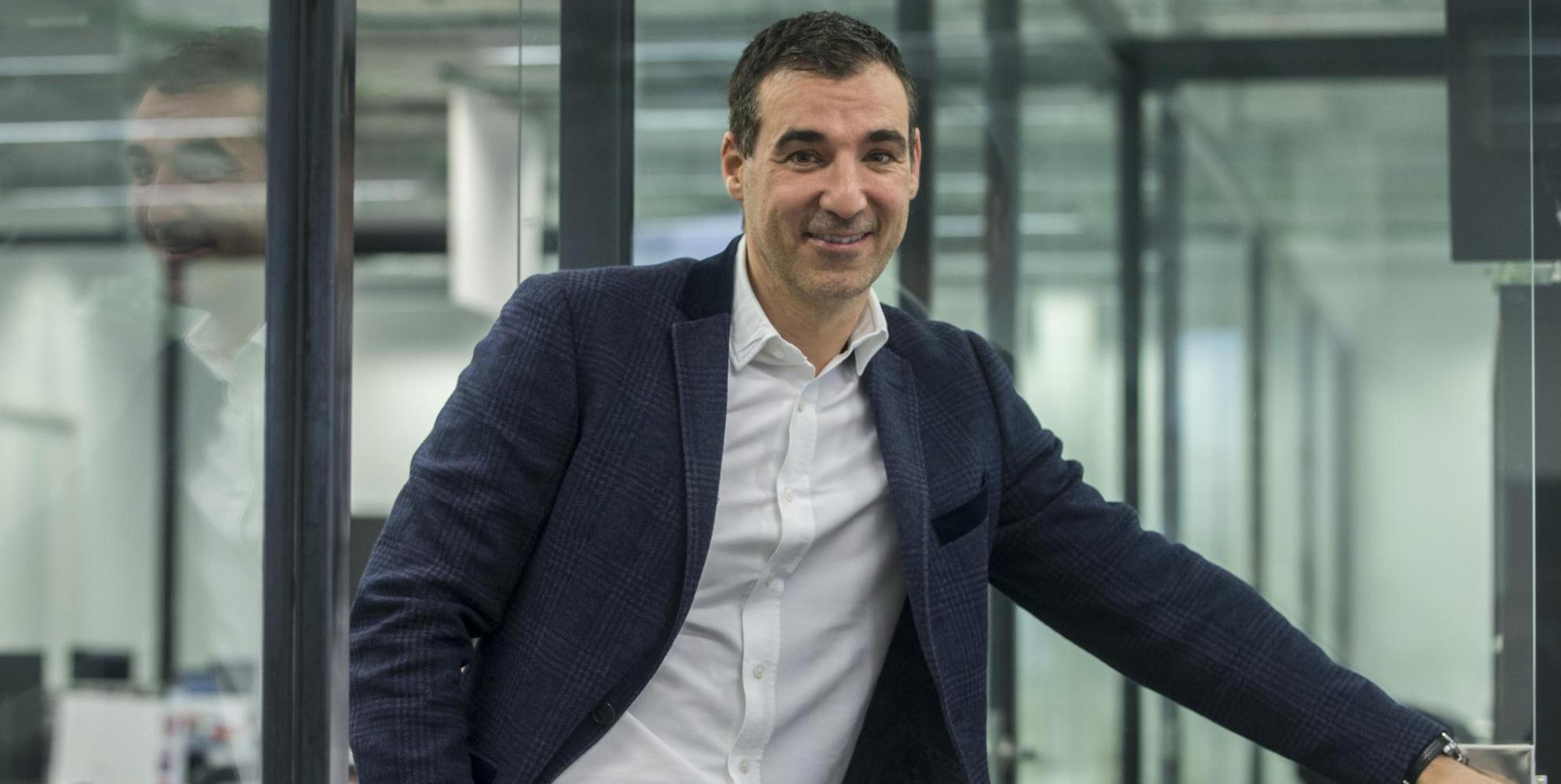 Miguel Vicente, head of Barcelona tech city
