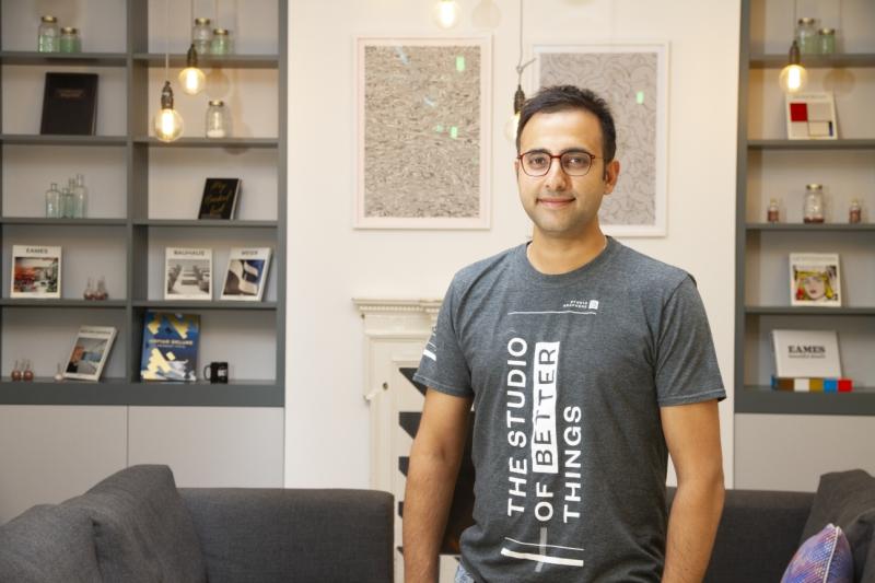 Studio Graphene founder Ritam Gandhi