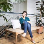 Leavy founder, Aziza Chaouachi