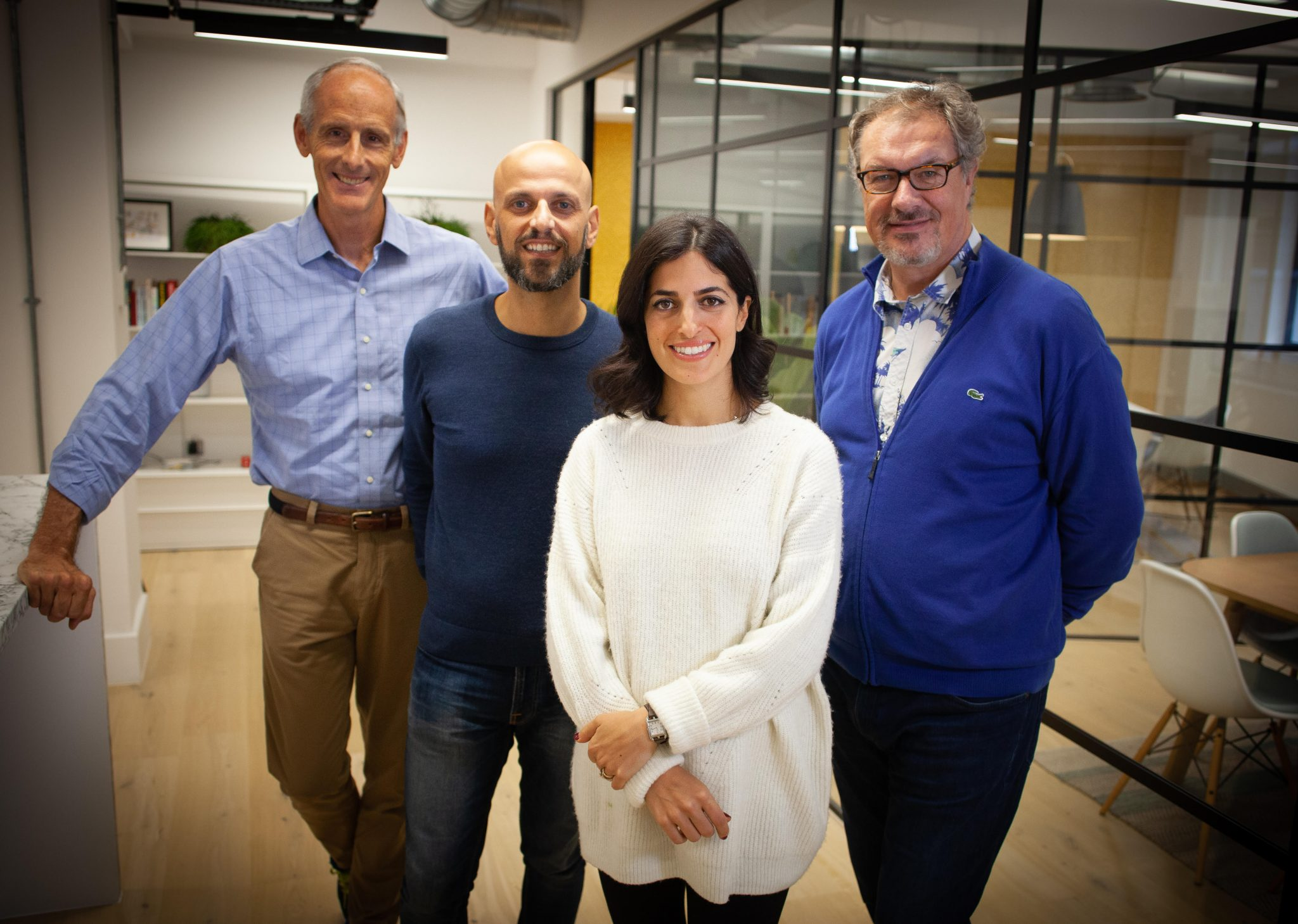 Photo of The partners at Kindred Capital
