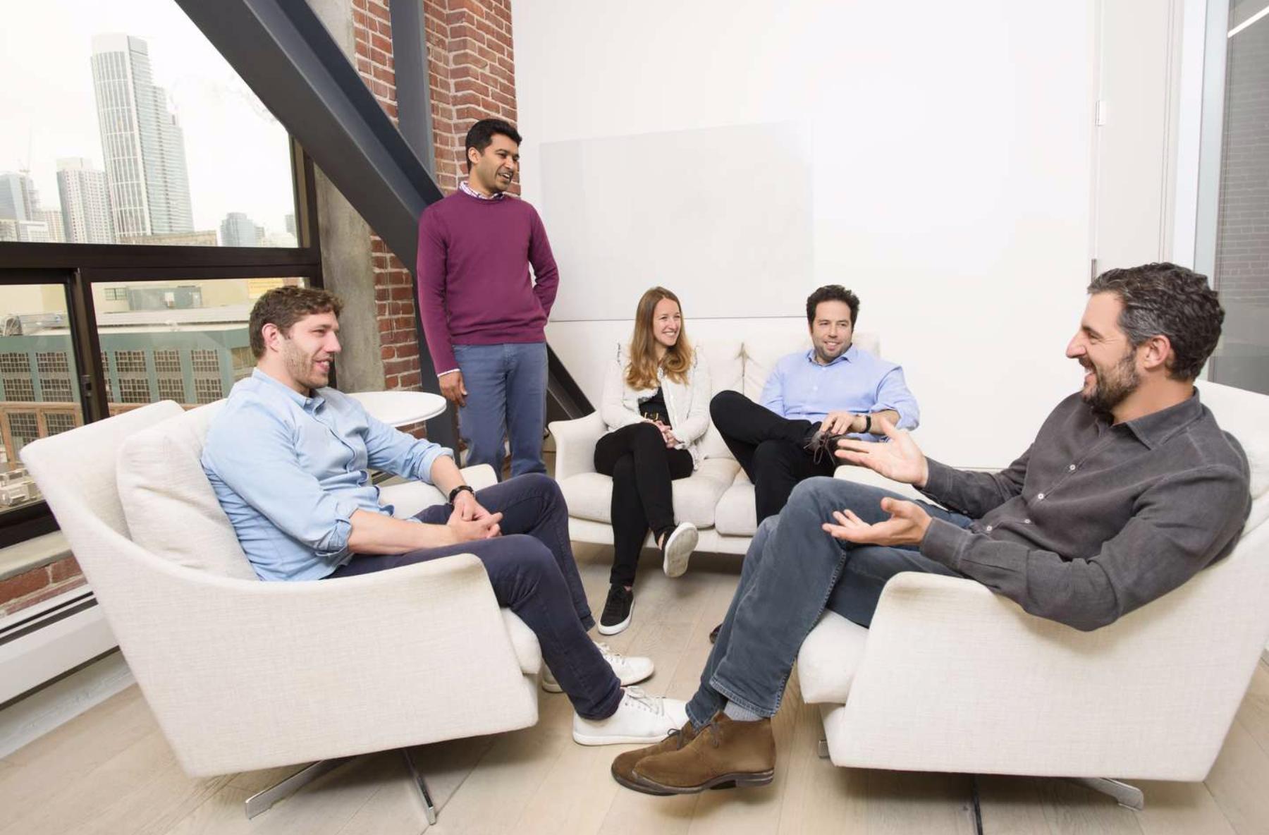 Picture of Index Ventures Team