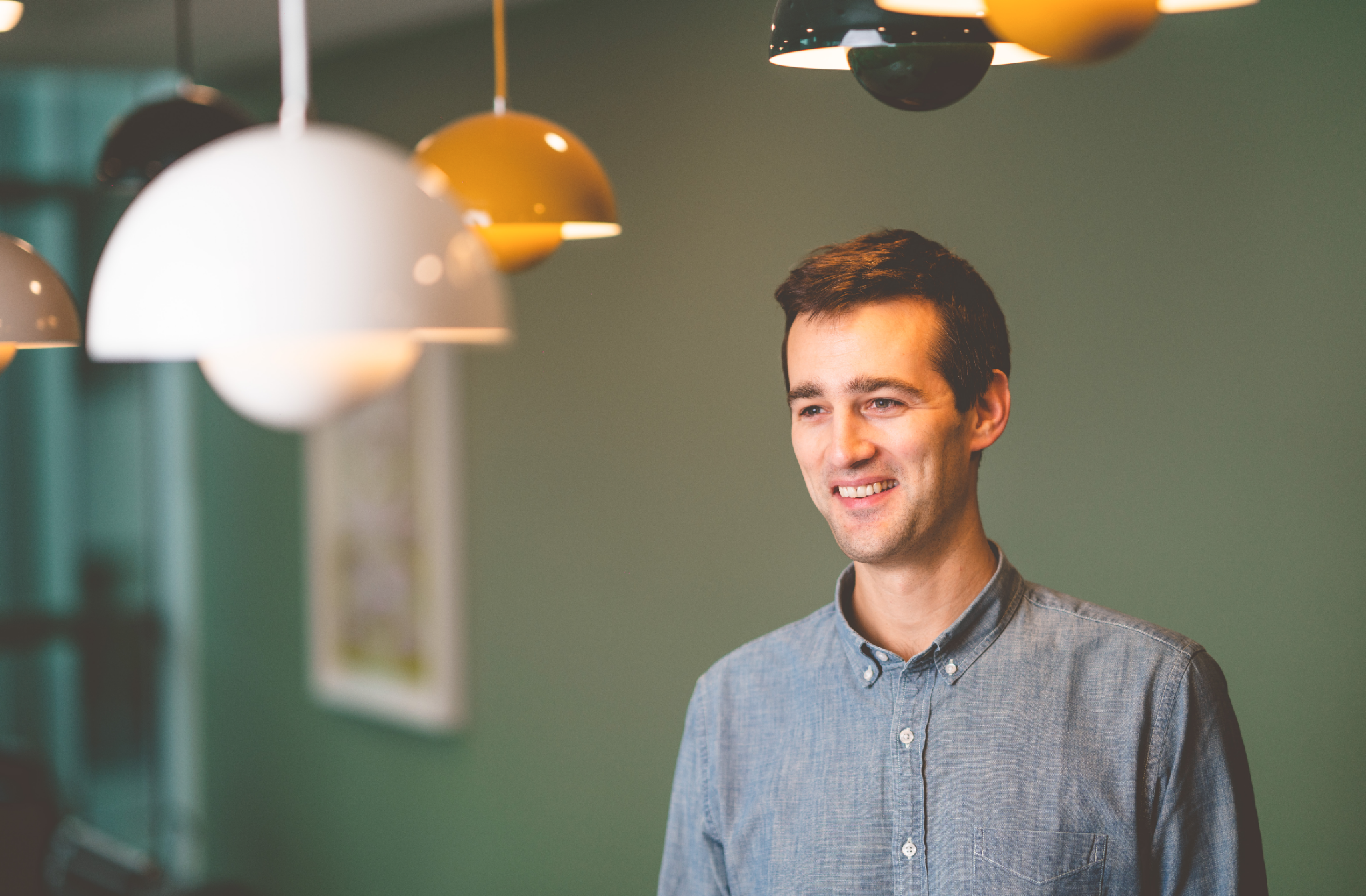 Photo of Alliott Cole, Octopus Ventures chief executive