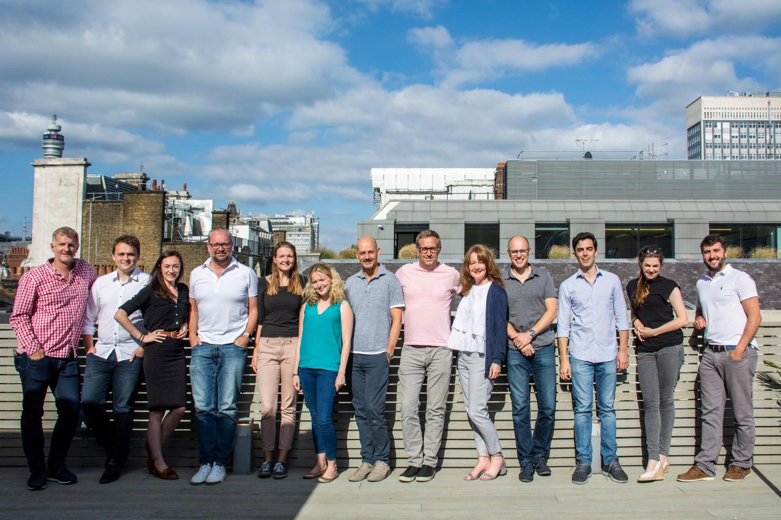 Notion Capital team photo
