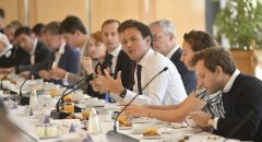 Photo of Cedric O, France's Minister of State for Digital Affairs