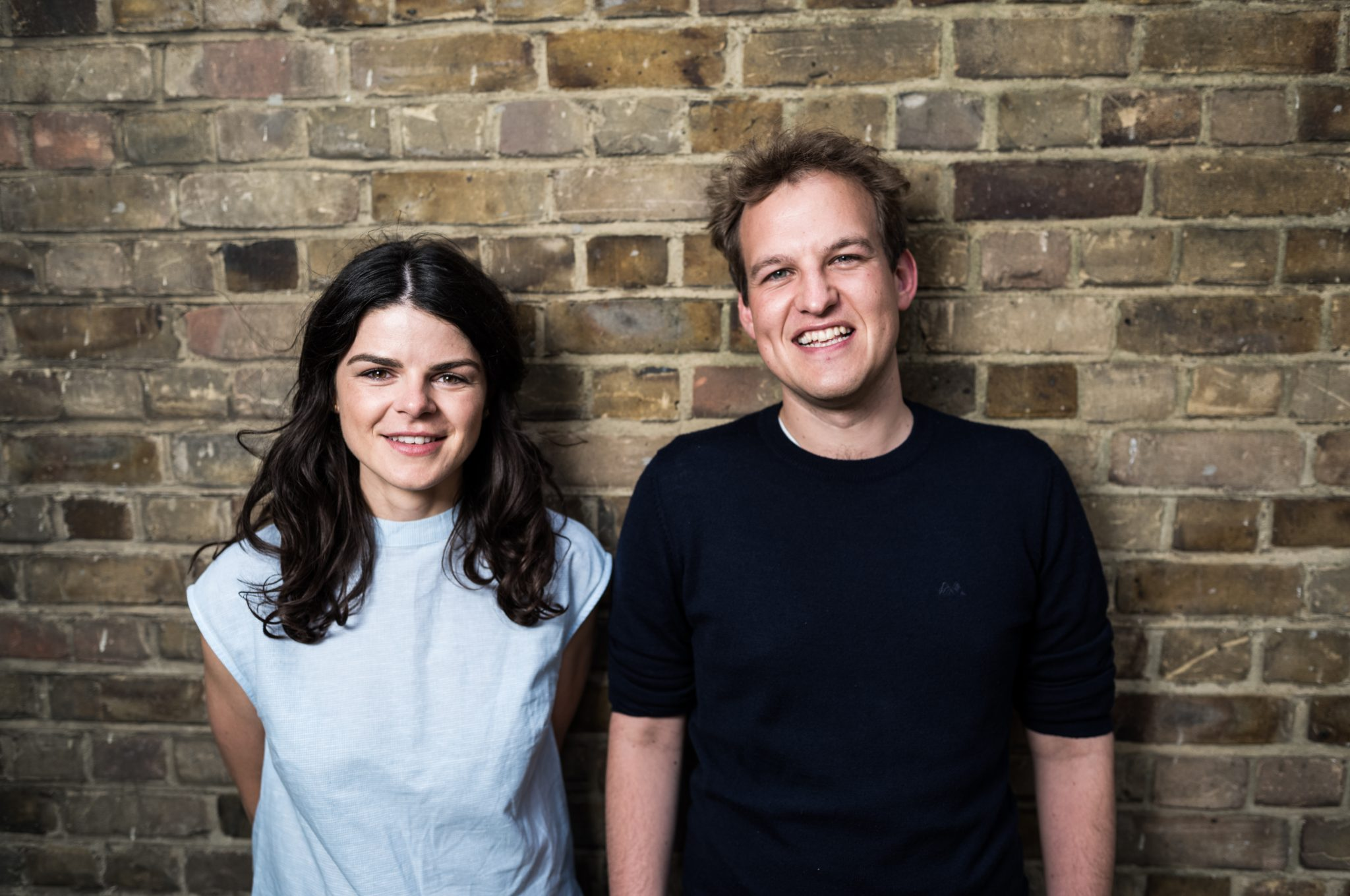 Entrepreneur First co-founders, Alice Bentinck and Matt Clifford