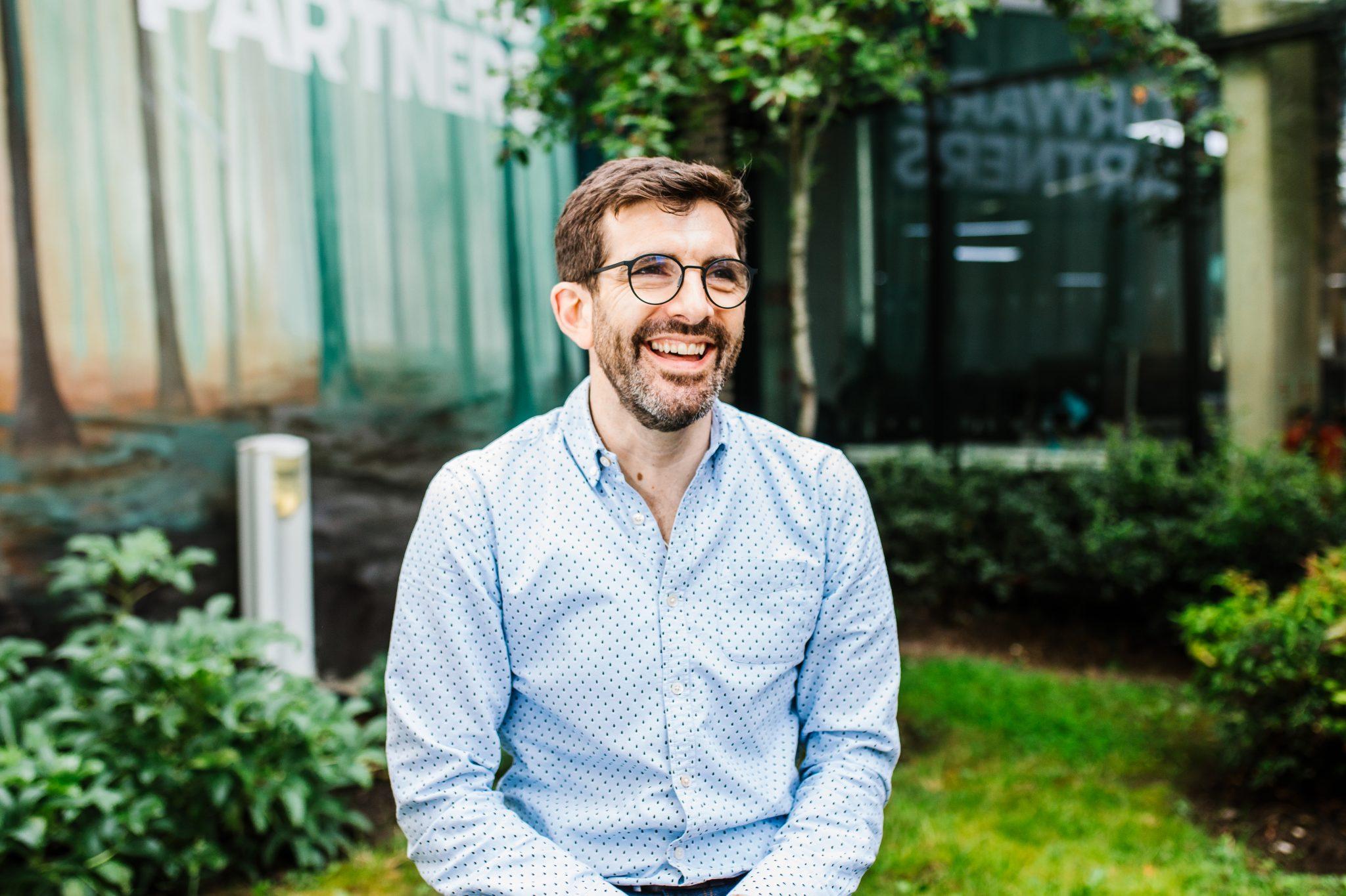 Nic Brisbourne, managing partner of Forward Partners