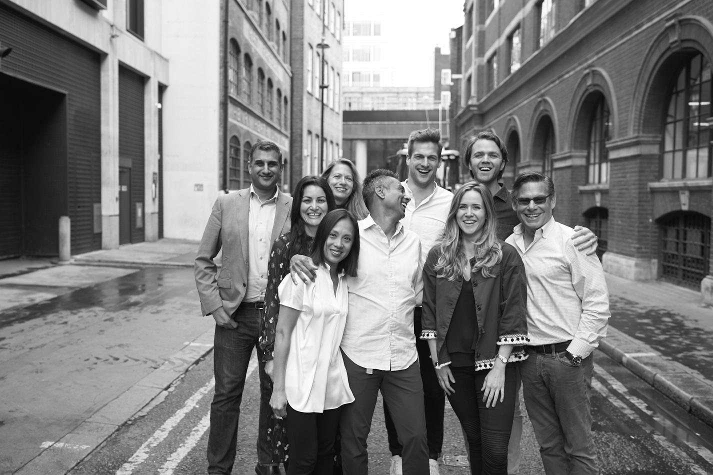 Crane team photo.