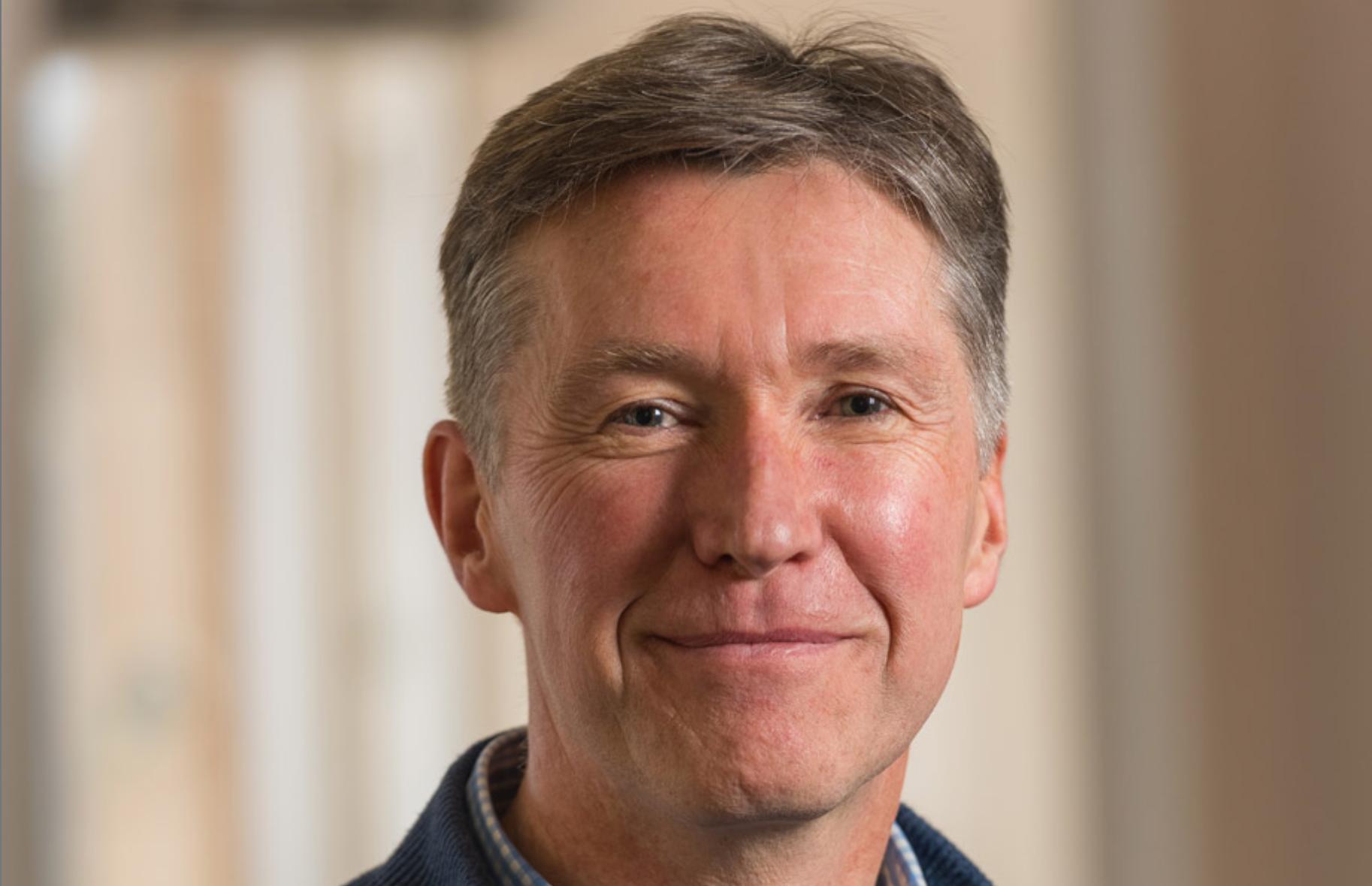 Photo of Eddie Anderson, founding partner of Pentech