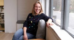 Photo of Ophelia Brown, cofounder and partner at London-based VC Blossom Capital.