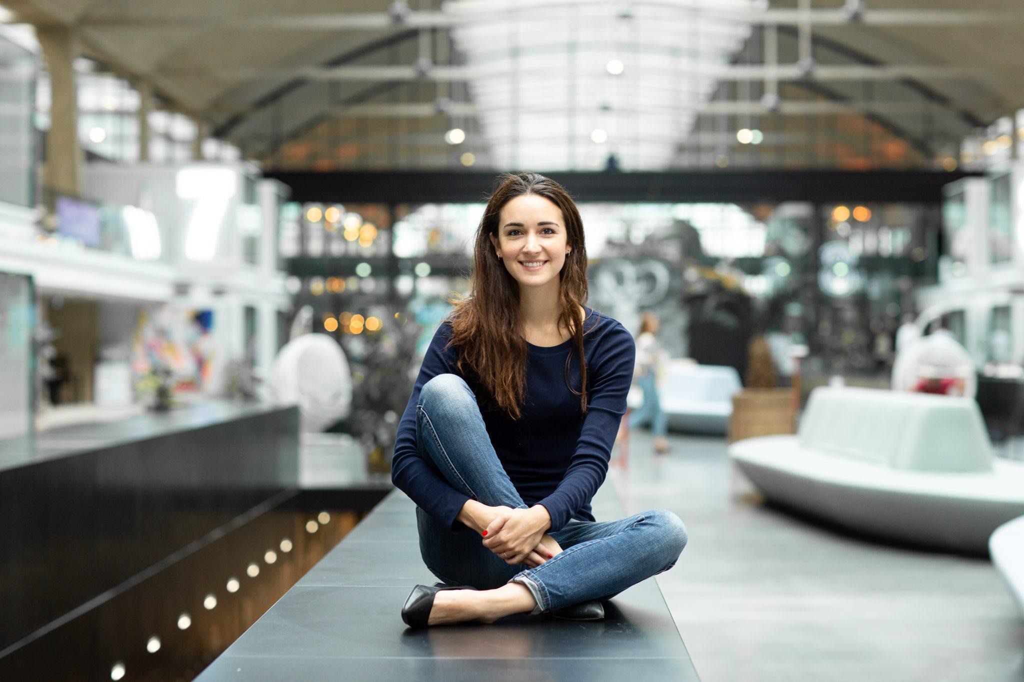 Roxanne Varza, Station F