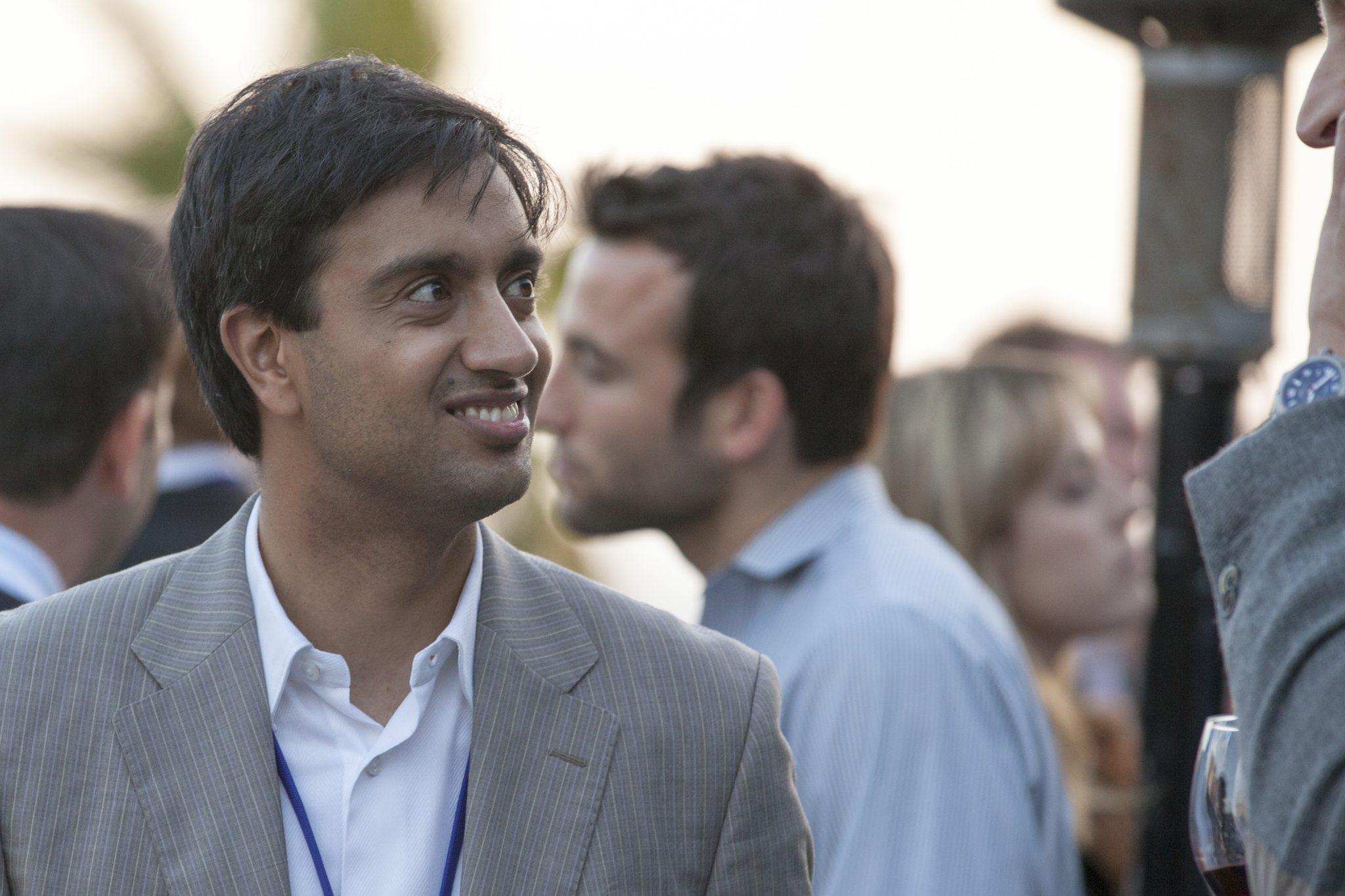 Hussein Kanji, Hoxton-Ventures