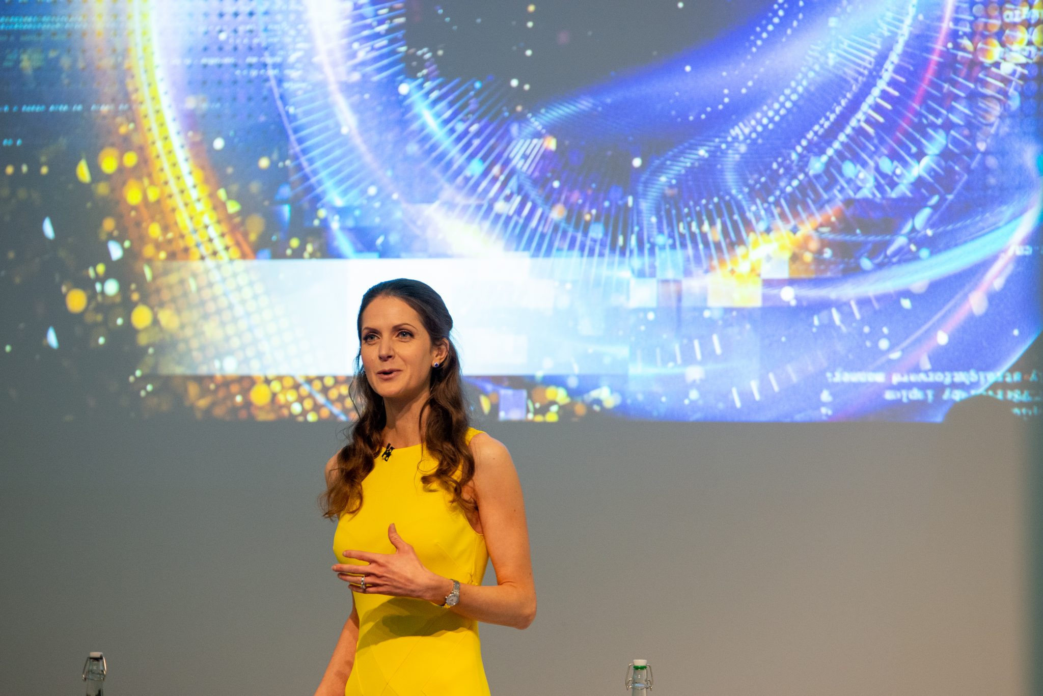 Alice Newcombe-Ellis, founding and managing partner of Ahren Innovation Capital