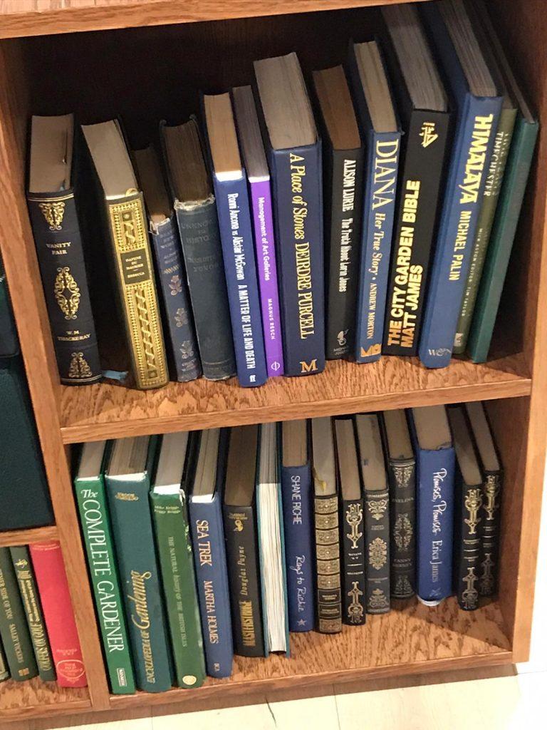 WeWork books