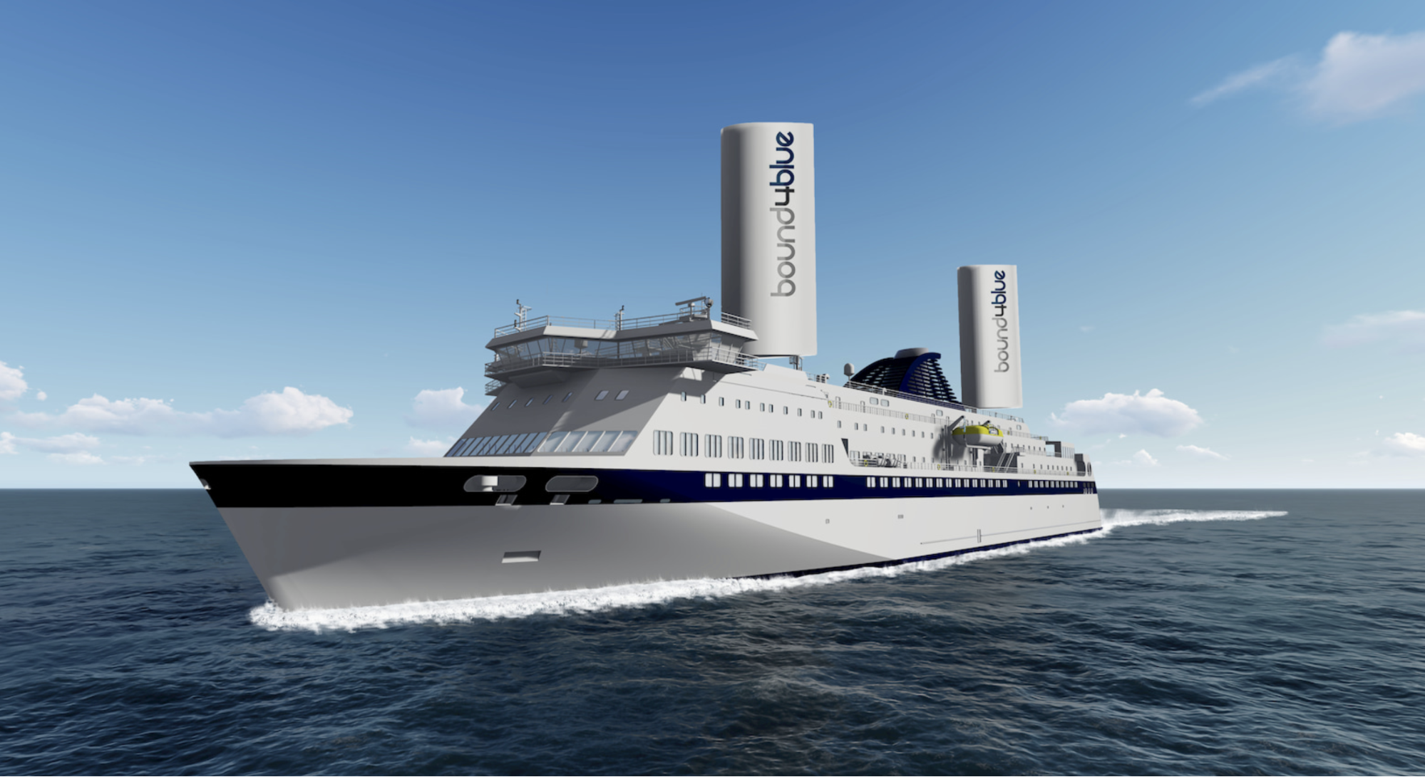 Bound4Blue will fit its first wingsail onto a vessel in 2020