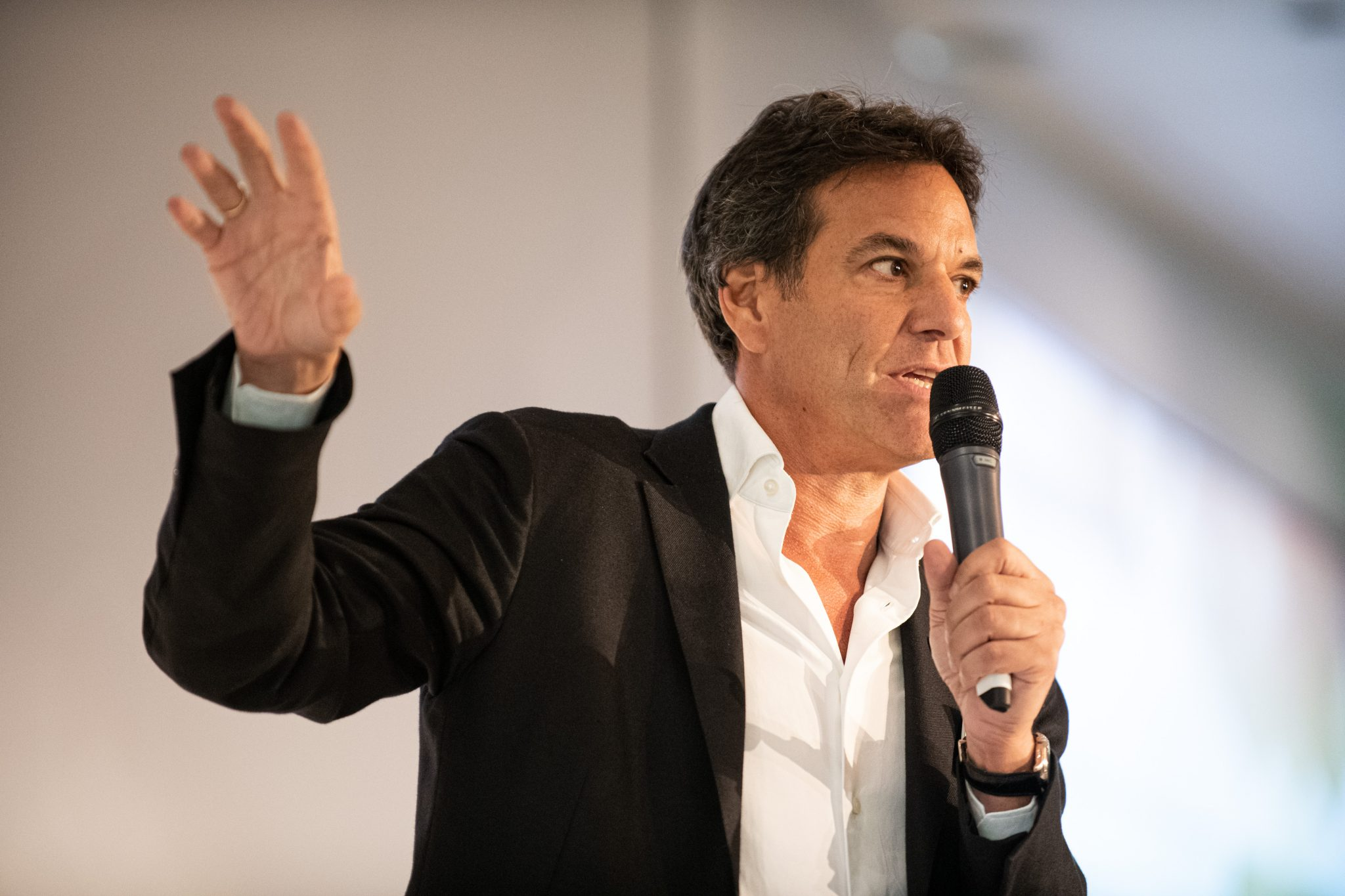 Brent Hoberman, cofounder and executive chairman at Founders Factory, Founders Forum and firstminute capital.