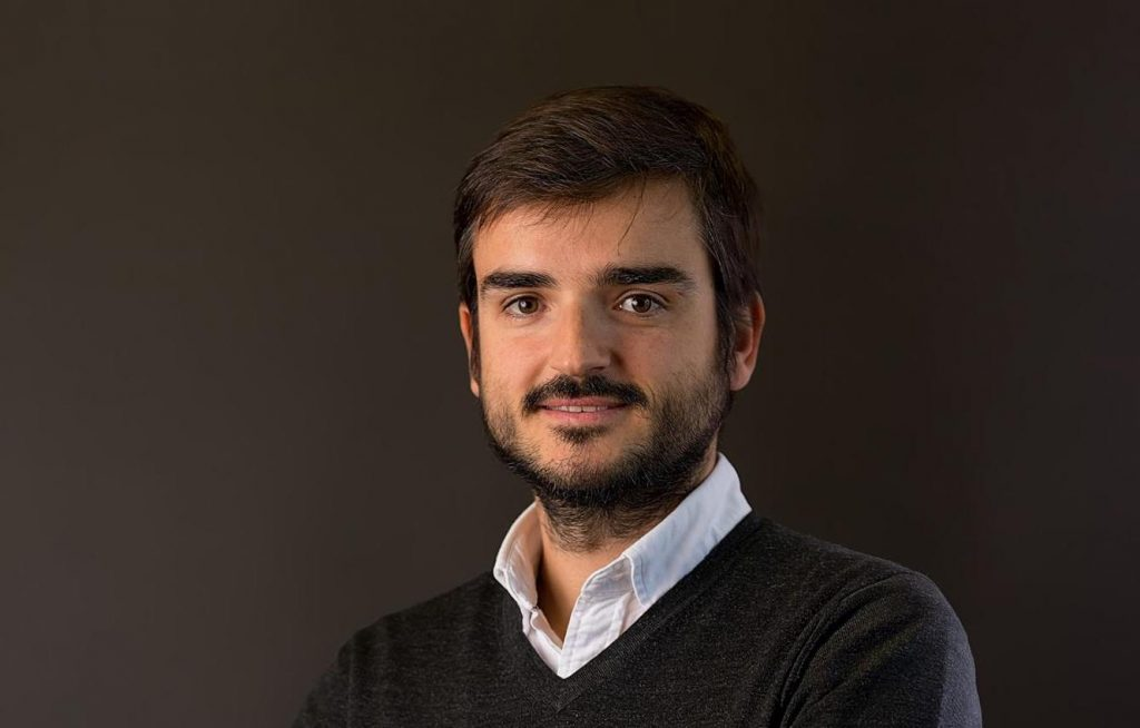 Diego Paradinas, founder of fintech Prontopiso