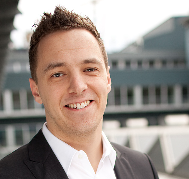 Photo of Kai Eberhardt, CEO and cofounder of Oviva