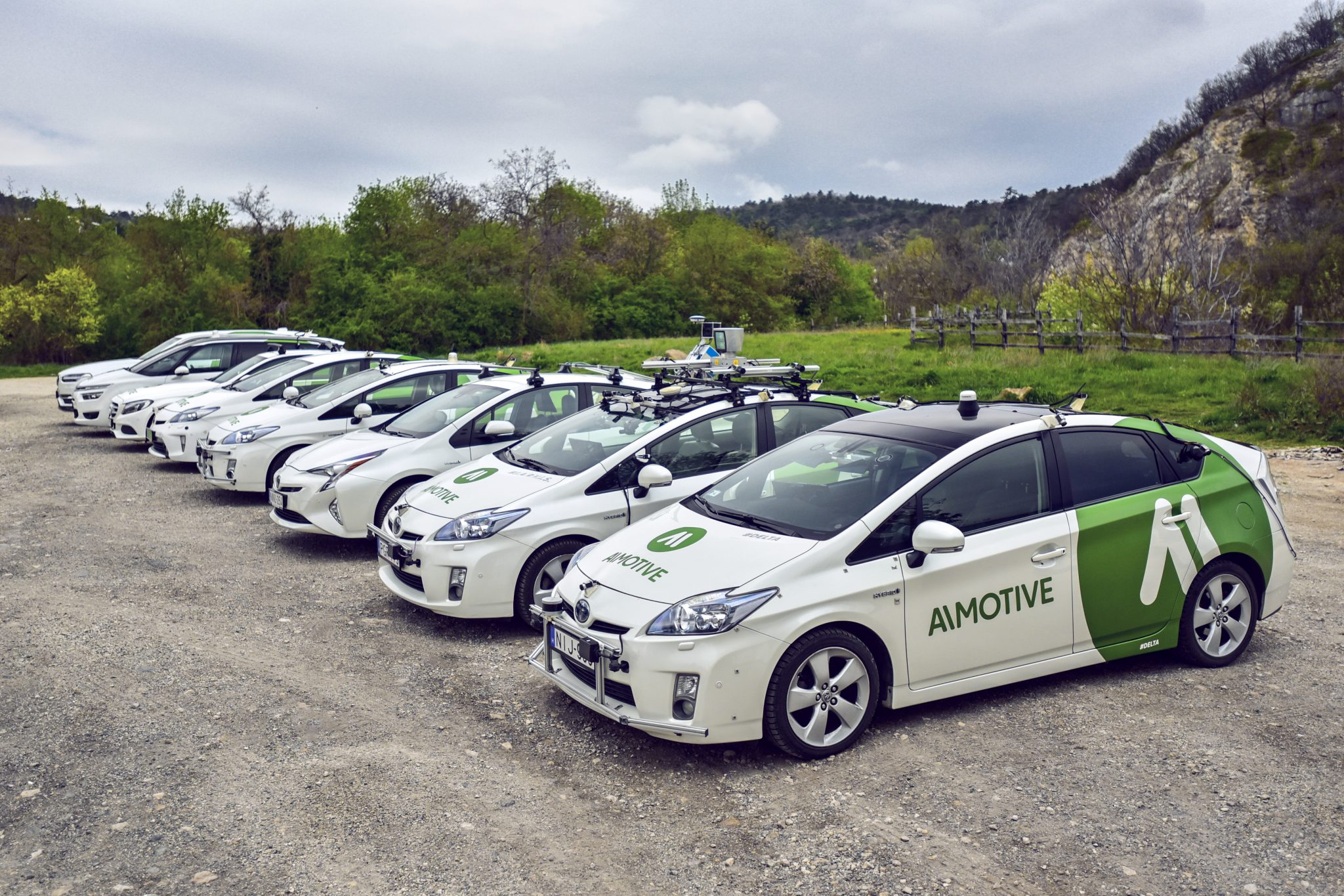 Aimotive fleet