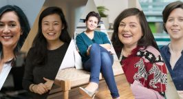 Female founders of fast growing startups in Europe.