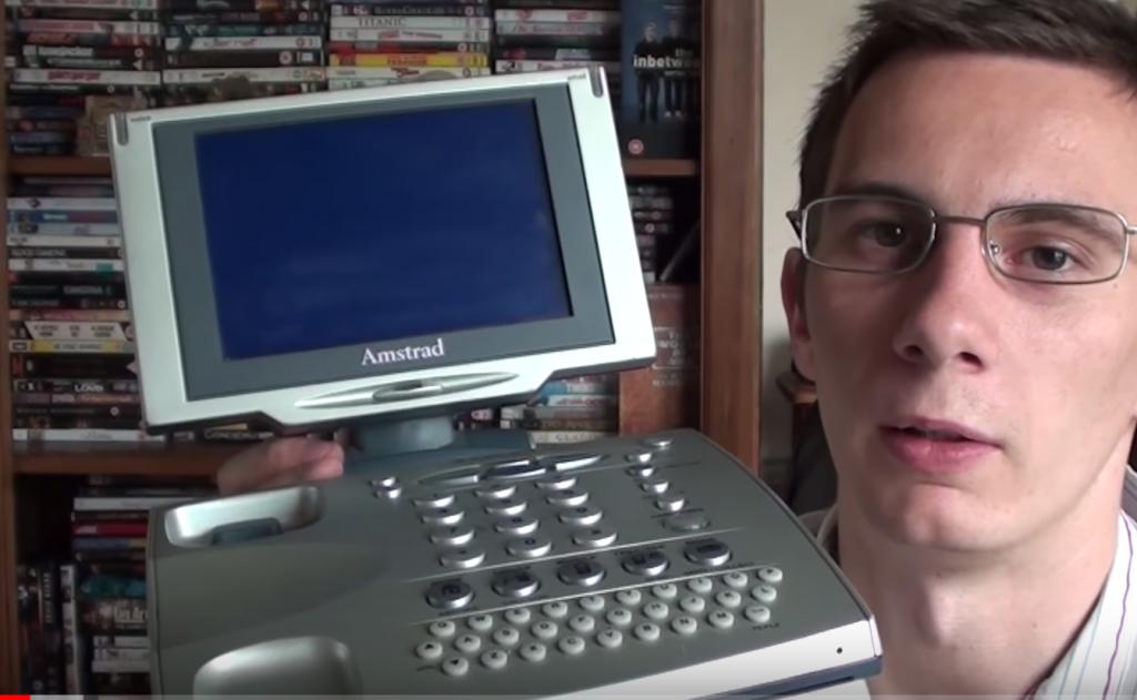 Amstrad Emailer