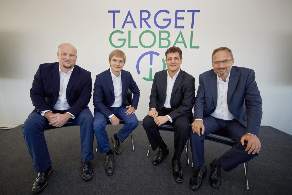 Target Global team