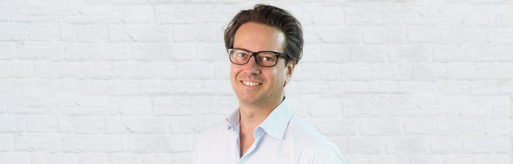 Photo of HV Holtzbrinck Ventures founder partner Lars Langusch