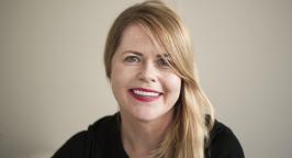Photo of Kristina Nilsson, VP of communications at Voi