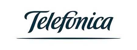 Telefónica's logo