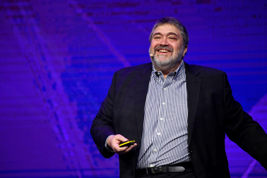 Jon Medved, the founder and CEO of OurCrowd
