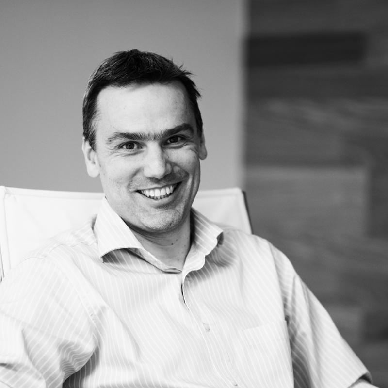 Jan Habermann, partner at Credo