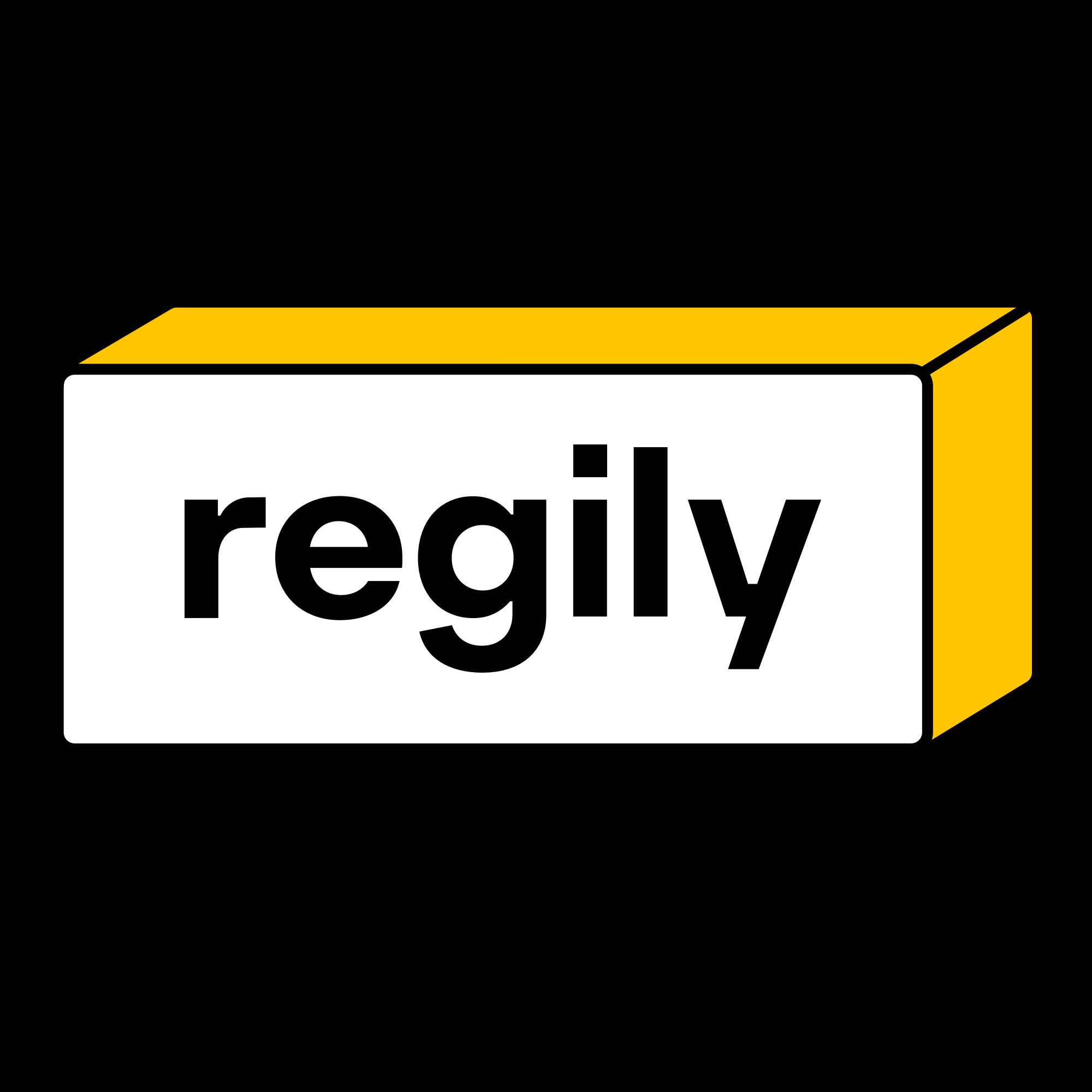 Regily logo