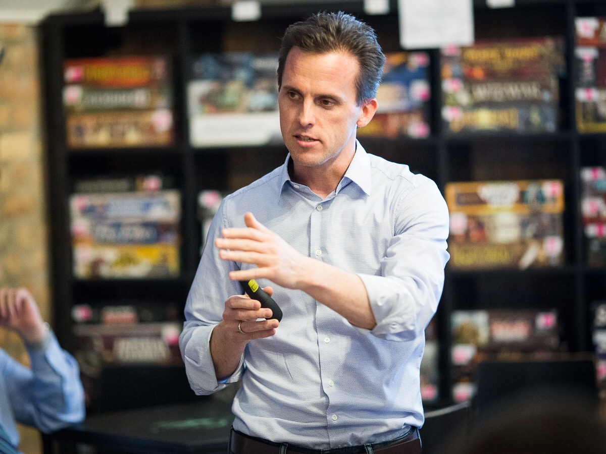 Denes Csiszar, Demium team leader in Budapest