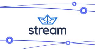 Stream.io's logo