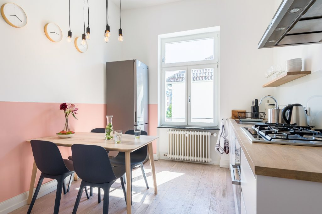 Photo of The kitchen in one of Homefully's coliving spaces