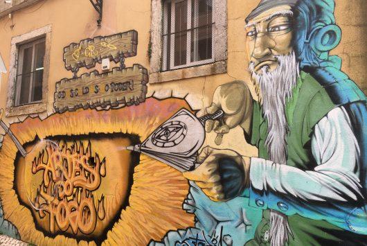 Teaser imagery for Portuguese startups