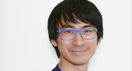 Headshot of Lewis Z Lu, founder of Eigen Technologies