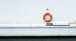 Unsplash photo by Katja-Anna Krug of life buoy