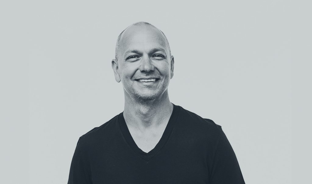 Portrait of Tony Fadell of VC Future Shape