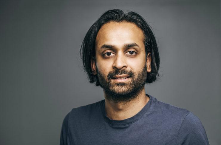 Omio founder Naren Shaam.