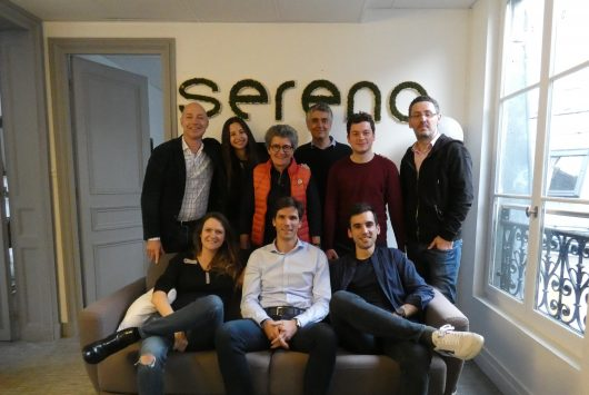A photo of the Serena Capital team