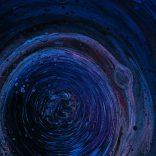 Painting of concentric circles by Photo by Paweł Czerwiński