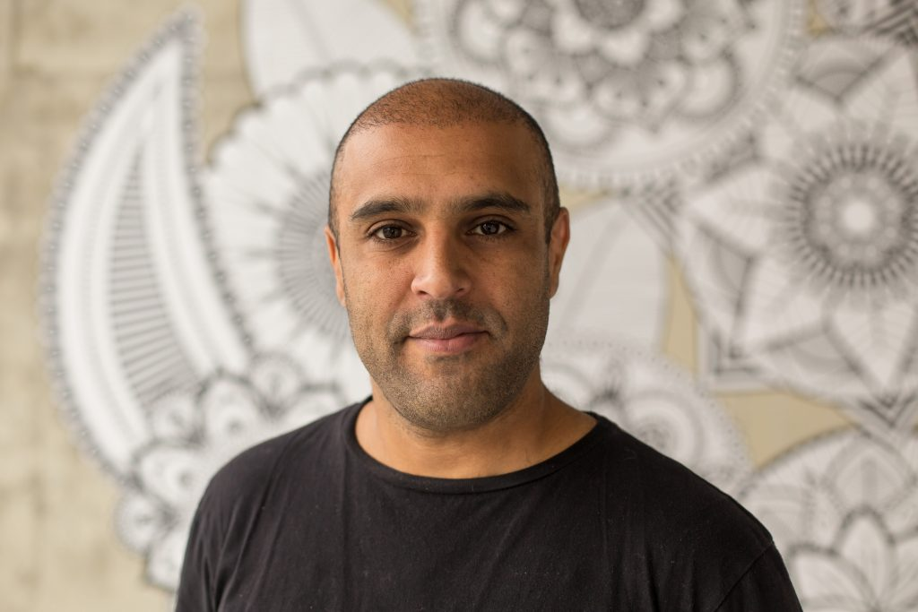 Photo of Shamir Sidhu, founder of MoreYoga