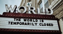 World is closed