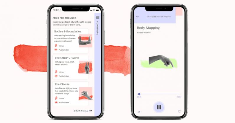 Ferly is a thriving sextech app.